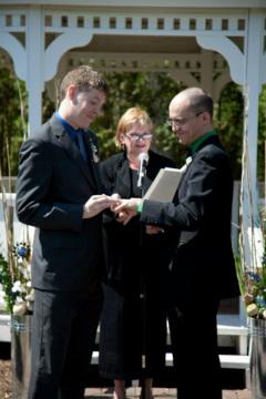 Short and Sweet Wedding Ceremonies - Reverend Kris Miller